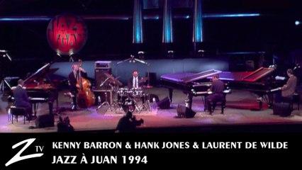 Kenny Barron & Hank Jones & Laurent de Wilde - Jazz à Juan 1994 LIVE