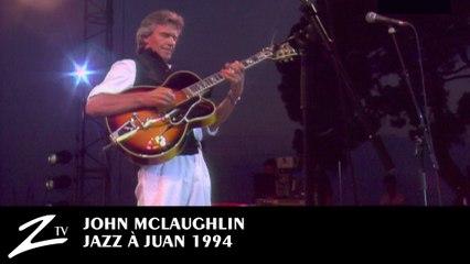 John Mclaughlin - Jazz à Juan 1994 LIVE