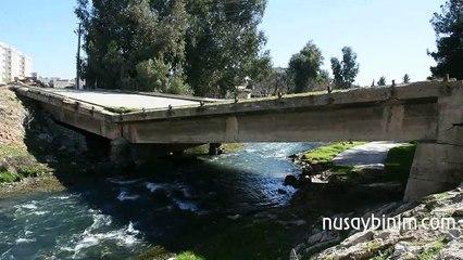 Nusaybin'de TOKİ tarafından iki köprünün yapımına başlandı