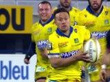 ASM Clermont - LOU Rugby : le résumé du match (26-18)