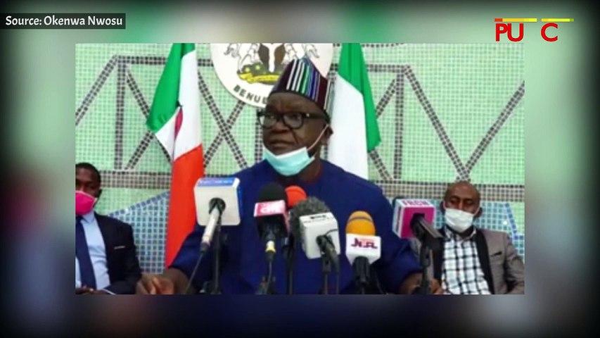 You're president of Nigeria, not Fulani president, Ortom tells Buhari