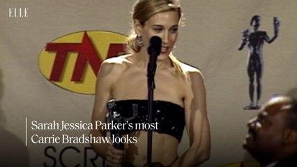 Sarah Jessica Parker's most Carrie Bradshaw looks
