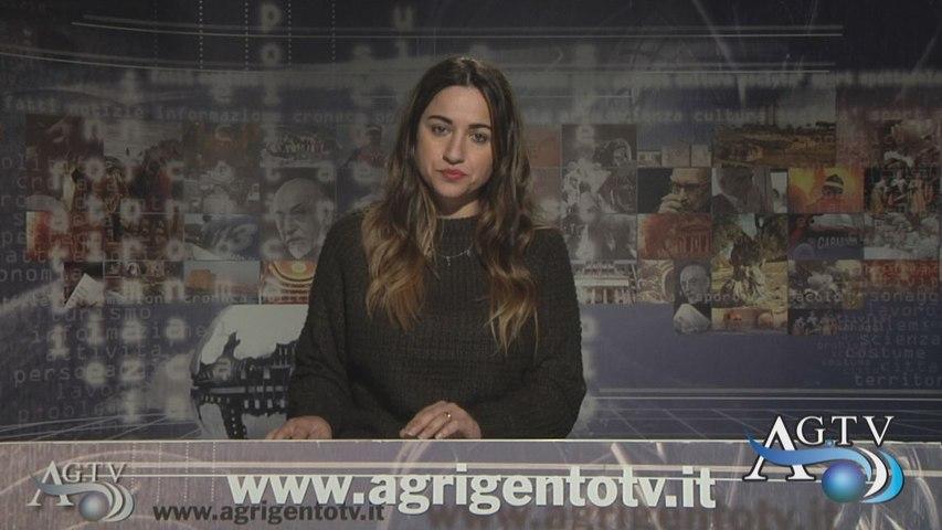 Telegiornale AgrigentoTv del 08-02-2020 News Agtv