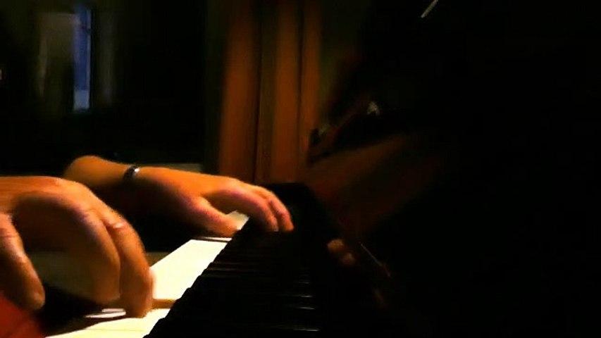night jazz theme, impro piano vladimir mitz