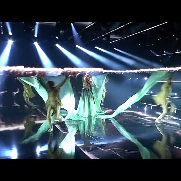 Jessica Andersson - Horizon (Microphone Isolated) Melodifestivalen 2021