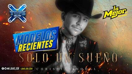 """Christian Nodal hace cover de la canción emblemática """"Solo un sueño"""" del grupo de rock de los 60´s Los Apson"""