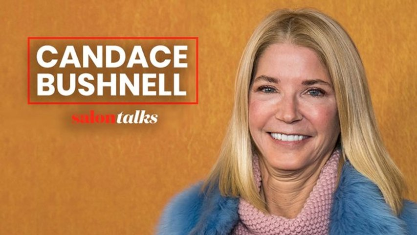 """""""Sex and the City"""" author Candace Bushnell explores """"midlife madness"""" in her new book"""