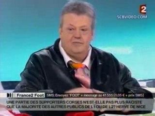 [S.C.Bastia] Le Racisme dans le Foot (france2foot)