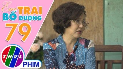 Em trai bố dượng - Tập 79[2]: Bà Kim nói khéo đến chuyện đính hôn của chú Khôi trước mặt Ngân