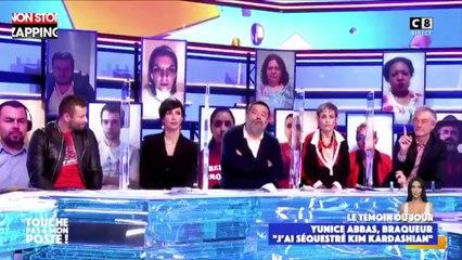 TPMP : Stéphane Tapie s'accroche avec l'un des braqueurs de Kim Kardashian (vidéo)