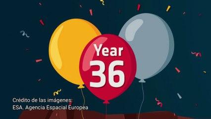 Comienza en año 36 en Marte ¿Sabes cual es tu edad Marciana?