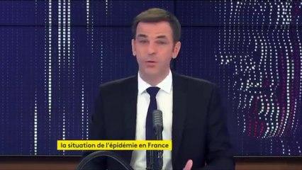 Coronavirus : Olivier Véran revient sur l'hypothèse d'un nouveau confinement (vidéo)
