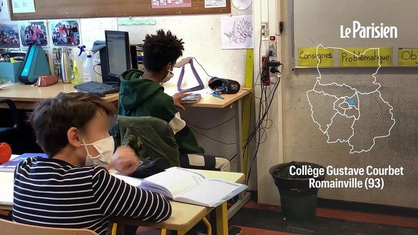 Seine-Saint-Denis : des lampes pour aider les collégiens dyslexiques