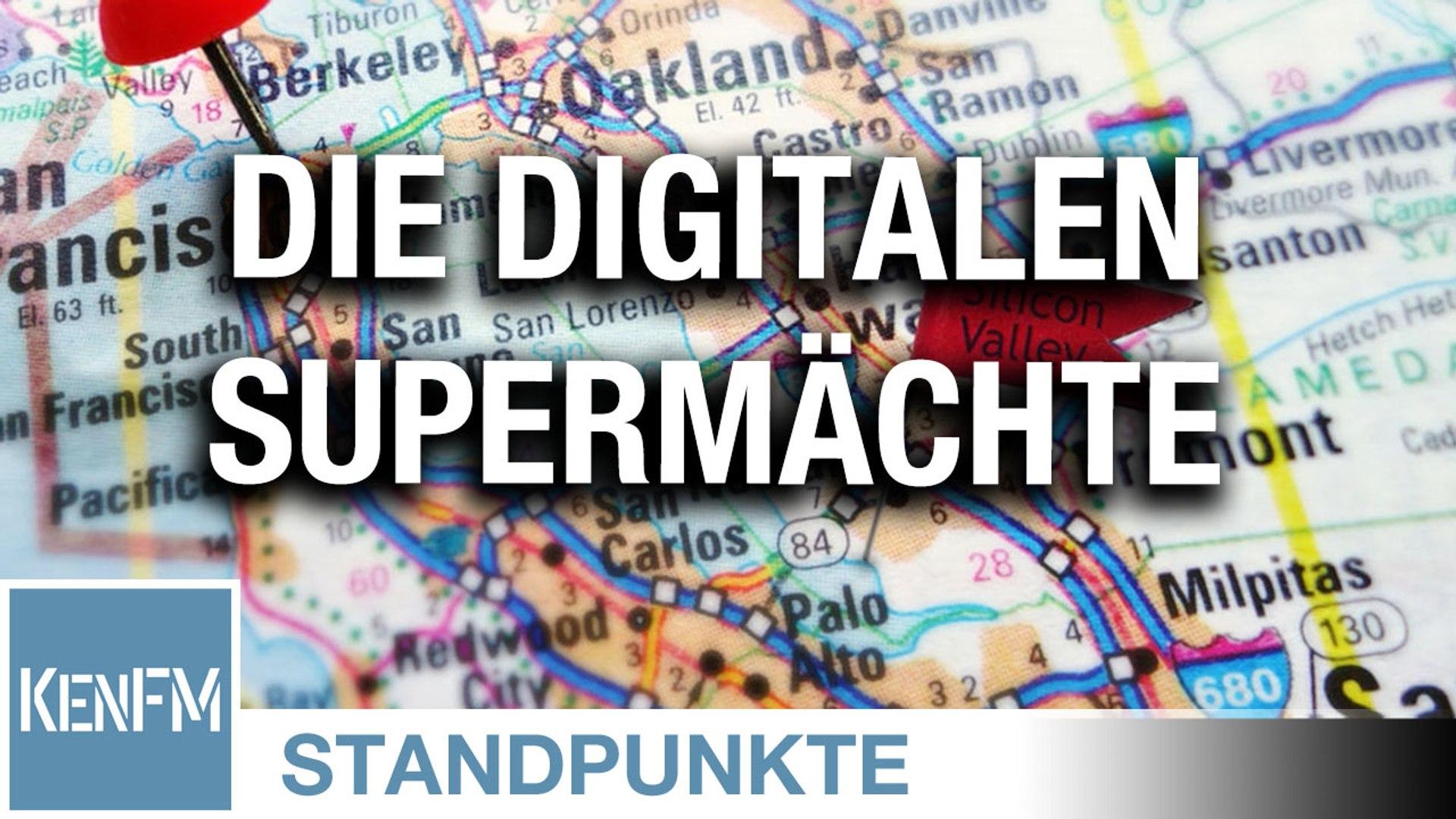 Die digitalen Supermächte