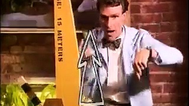 Bill Nye the Science Guy - S01E10 Simple Machines