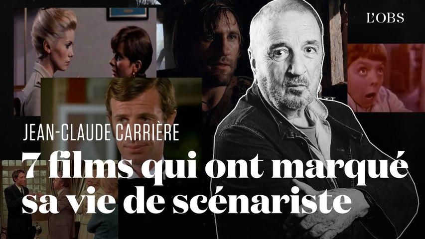 Jean-Claude Carrière est mort : 7 films qui ont marqué sa vie de scénariste