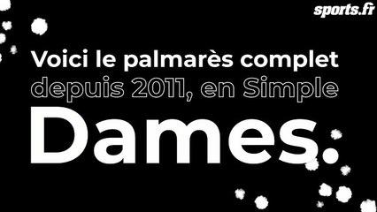 Open d'Australie : Palmarès Simple Dames