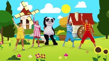Panda e Os Caricas - O Moinho