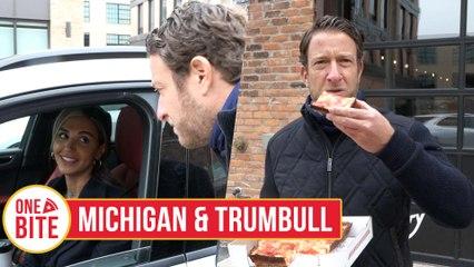 Barstool Pizza Review - Michigan & Trumbull (Detroit, MI)