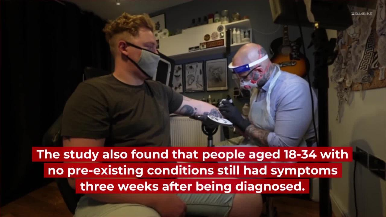 COVID-19 Symptoms May Last Beyond 2 Weeks in Young Patients