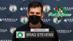 Brad Stevens Credits Jazz, Discusses Kemba's Struggles   Celtics vs. Jazz