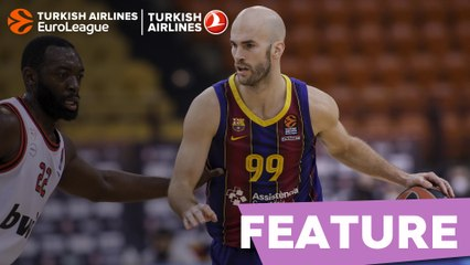 Nick Calathes, FC Barcelona: 'We have a great opportunity'