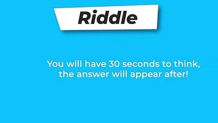 Riddle : Magic word