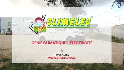Climelec, travaux d'électricité, climatisation et plomberie à Rivesaltes