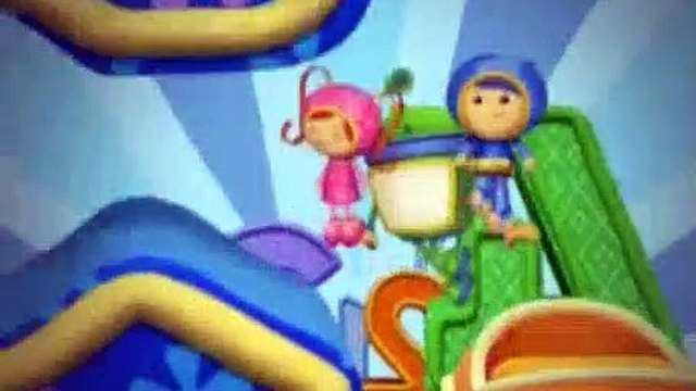 Team Umizoomi Season 1 Episode 9 - The Rolling Toy Parade