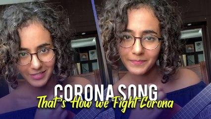Corona Song - That's How we Fight Corona - Original Song