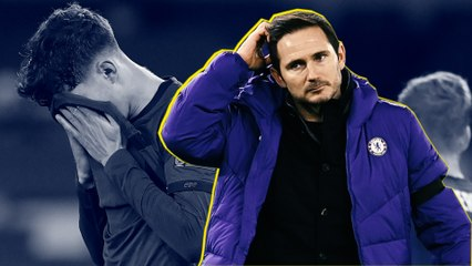 Frank Lampard sacked: what went wrong at Chelsea?