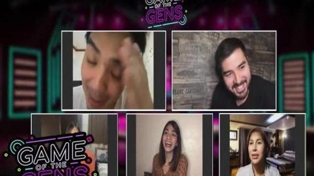 Game of the Gens: Sef Cadayona, ano ang reaksyon nang mapanood ang Miss Tres? | YouLOL