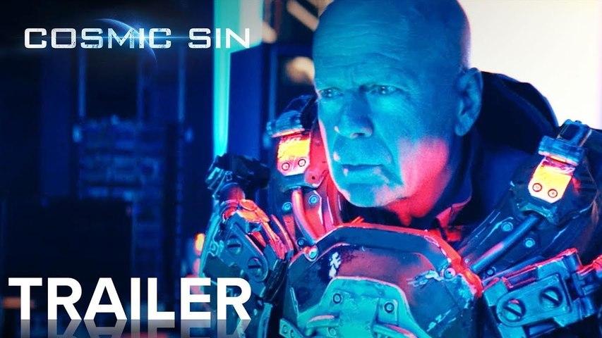 COSMIC SIN Trailer (2021)
