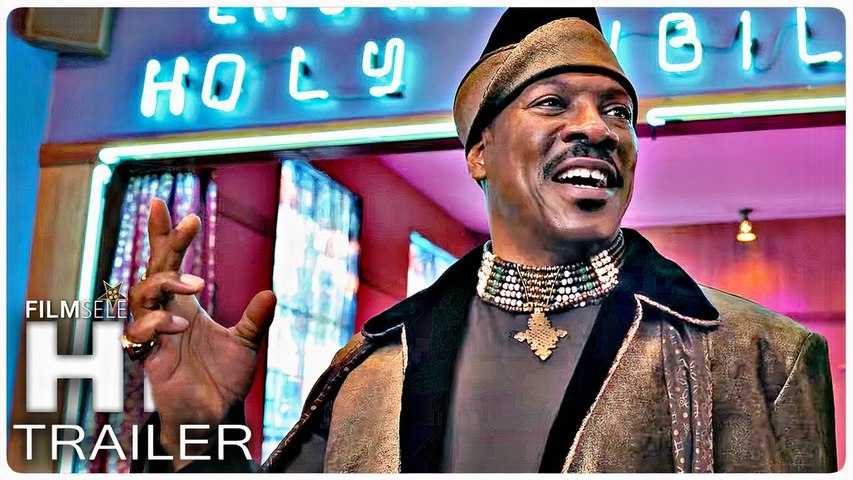 COMING 2 AMERICA Trailer 2 (2021) Super Bowl