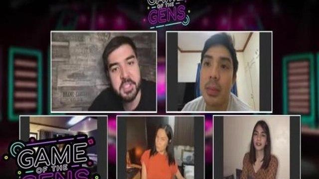 Game of the Gens: Miss Tres, nahirapan bang katrabaho sina Andre at Sef? | YouLOL