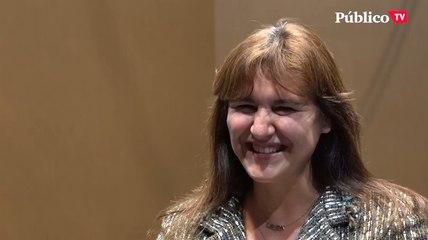 Laura Borràs   Quin Govern preveu després de les eleccions?