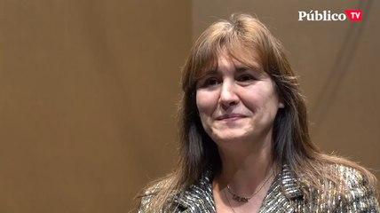 Laura Borràs   ¿Cuáles tienen que ser los ejes principales de la acción de gobierno?