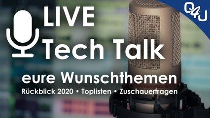 Eure Fragen und Themen, Jahresrückblick | QSO4YOU.com Tech Talk #34 Live (Aufzeichnung)