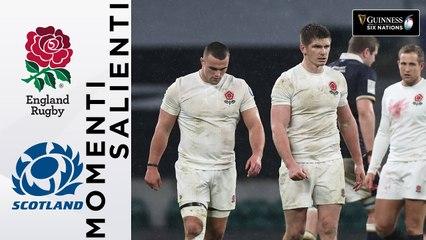 Inghilterra v Scozia - Momenti Salienti | 2021 Guinness Sei Nazioni
