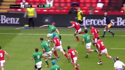 Wales v Ireland - EXTENDED Highlights | Wales Hit Back in Second Half! | 2021 Guinness Six Nations