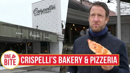 Barstool Pizza Review - Crispelli's Bakery & Pizzeria (Berkley, MI)