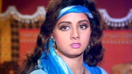 तेरे चाल चलन की दास्तान में बताता हु | Sridevi, jeetendra Best Movie Scenes | A R Series