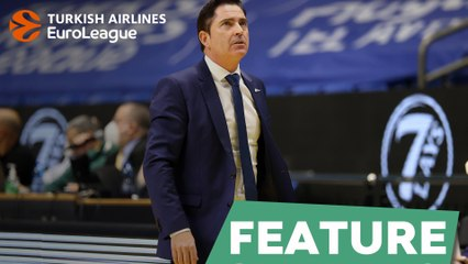 Xavi Pascual, Zenit: 'We started to build a DNA'