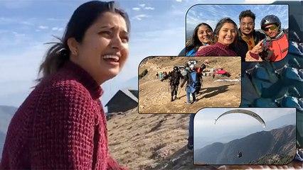 प्राजक्ता माळी करतेय हिमाचल प्रदेशची सैर; फॅन्स सोबत Share केले काही Photos