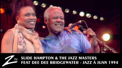 Slide Hampton & The Jazz Masters feat Dee Dee Bridgewater - Jazz à Juan 1994