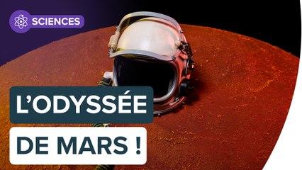 2021 : à la découverte de Mars !   Futura