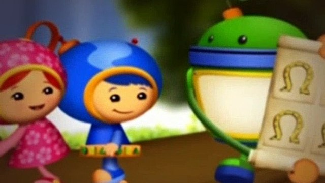 Team Umizoomi Season 3 Episode 6 - Shooting Star