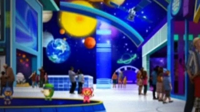 Team Umizoomi Season 3 Episode 8 - DoorMouse in Space