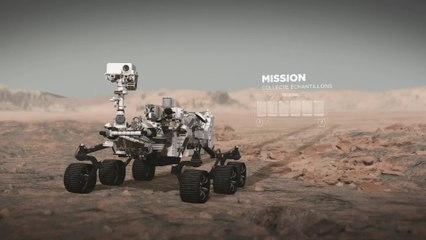 Supercam, des yeux et des oreilles sur Mars | #CapSurMars
