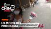 La Banda del Chino: La reacción de comerciantes de Mesa Redonda antes la cuarentena extendida